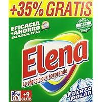 Elena Fuerza Polar Detergente Polvo para Lavar Ropa