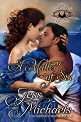 A Matter of Sin (The Ladies Book of Pleasures) Kindle Edition