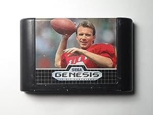 Joe Montana Football - Sega Genesis