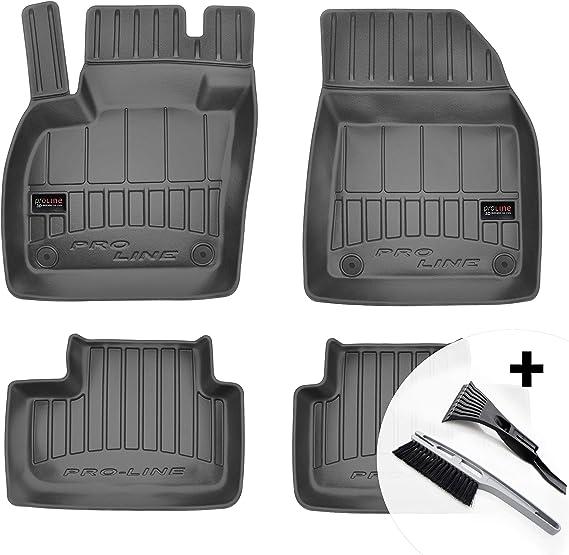 3d Gummimatten Auto Fußmatten Gummi Automatten 4 Teilig Set Passend Für Volvo Xc40 Ab 2017 Auto
