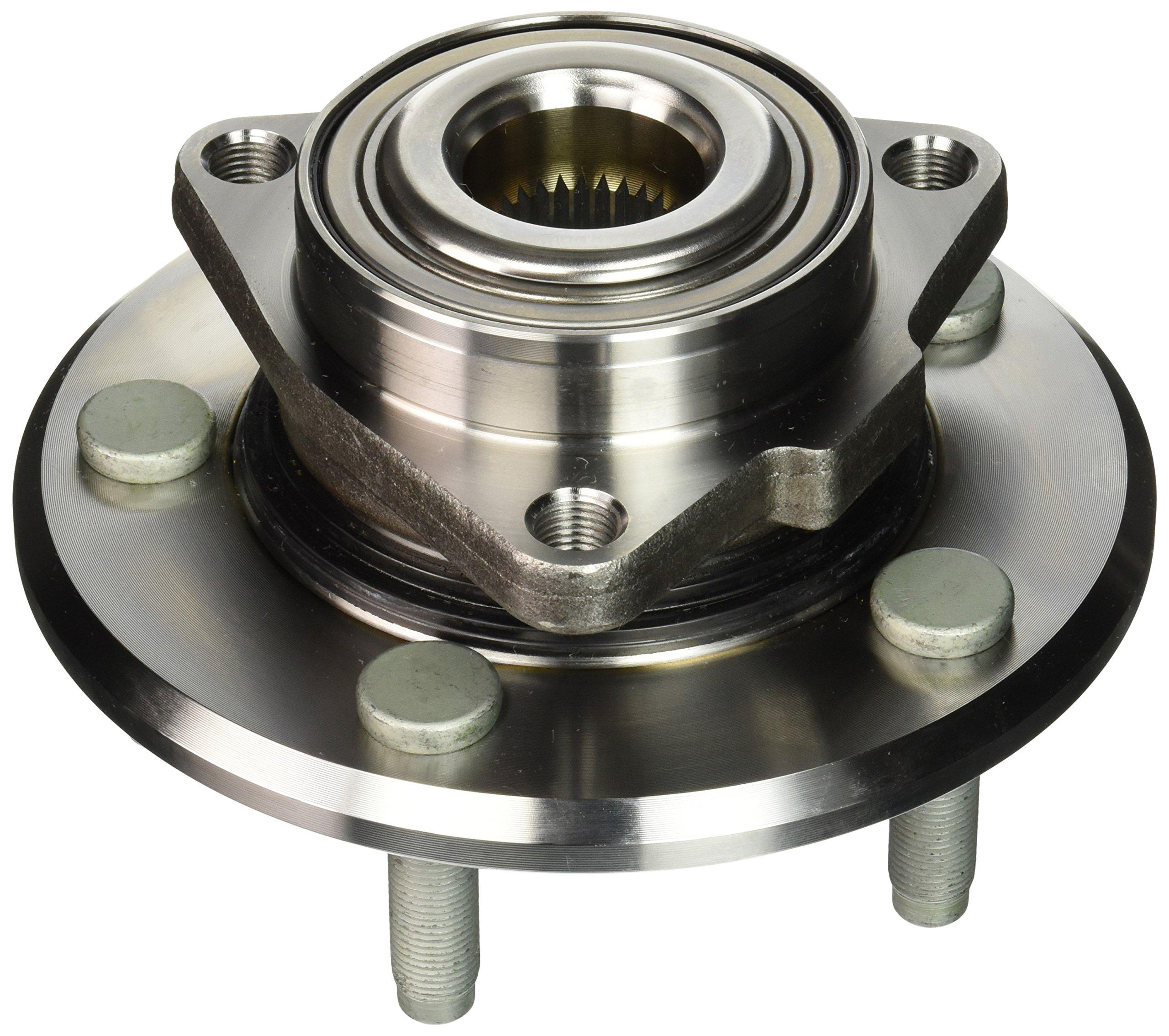 Timken HA500100 Axle Bearing and Hub Assembly
