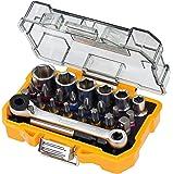 DeWalt DT71516-QZ - Juego de 24 piezas con llaves de vaso y puntas de atornillar