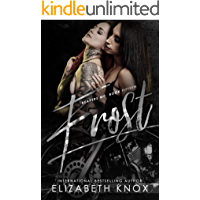Frost (Reapers MC Book 15) book cover