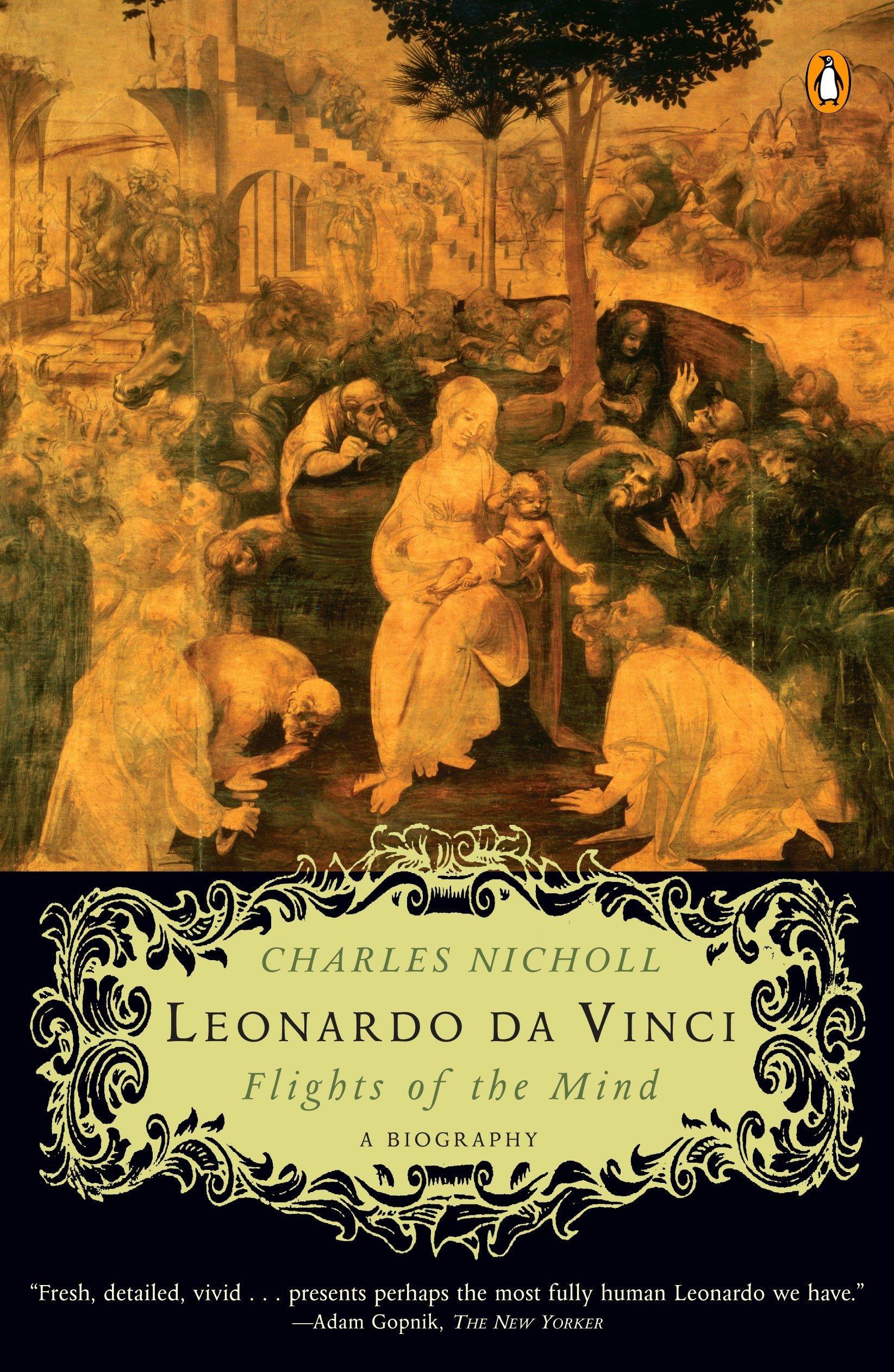 Download Leonardo da Vinci: Flights of the Mind pdf epub