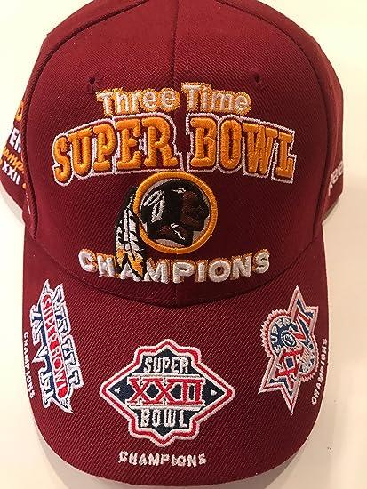 Amazon.com  Reebok Washington Redskins Super Bowl Champions ... 97ce741ca0c