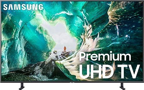 Samsung UN65RU8000FXZA Flat 65-Inch 4K 8 Series Ultra HD Smart TV