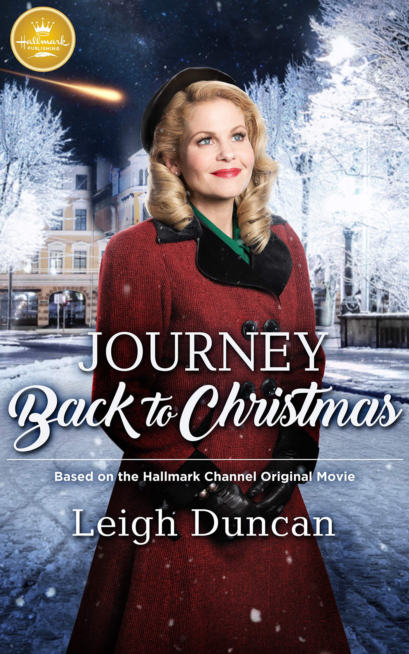 Buy Journey Back to Christmas: Based on the Hallmark Channel ...