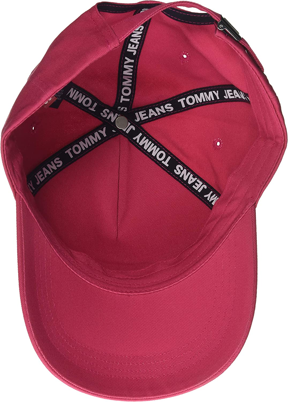 Tommy Jeans Damen Tjw Flag Baseball Cap