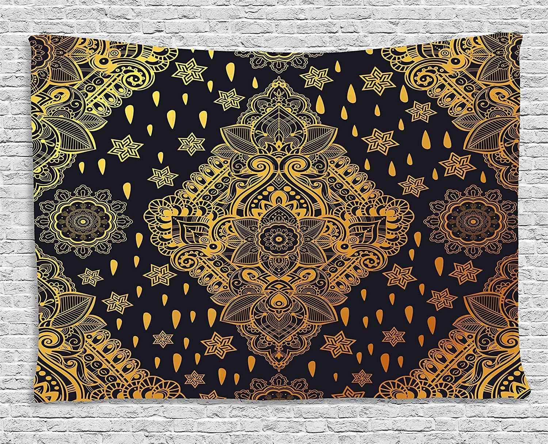 Soefipok Mandala Tapestry, Bohemian Paisley Adorno Tatuaje de ...