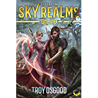 Silver Peak: (Sky Realms Online Book 2): A LitRPG Series (English Edition)