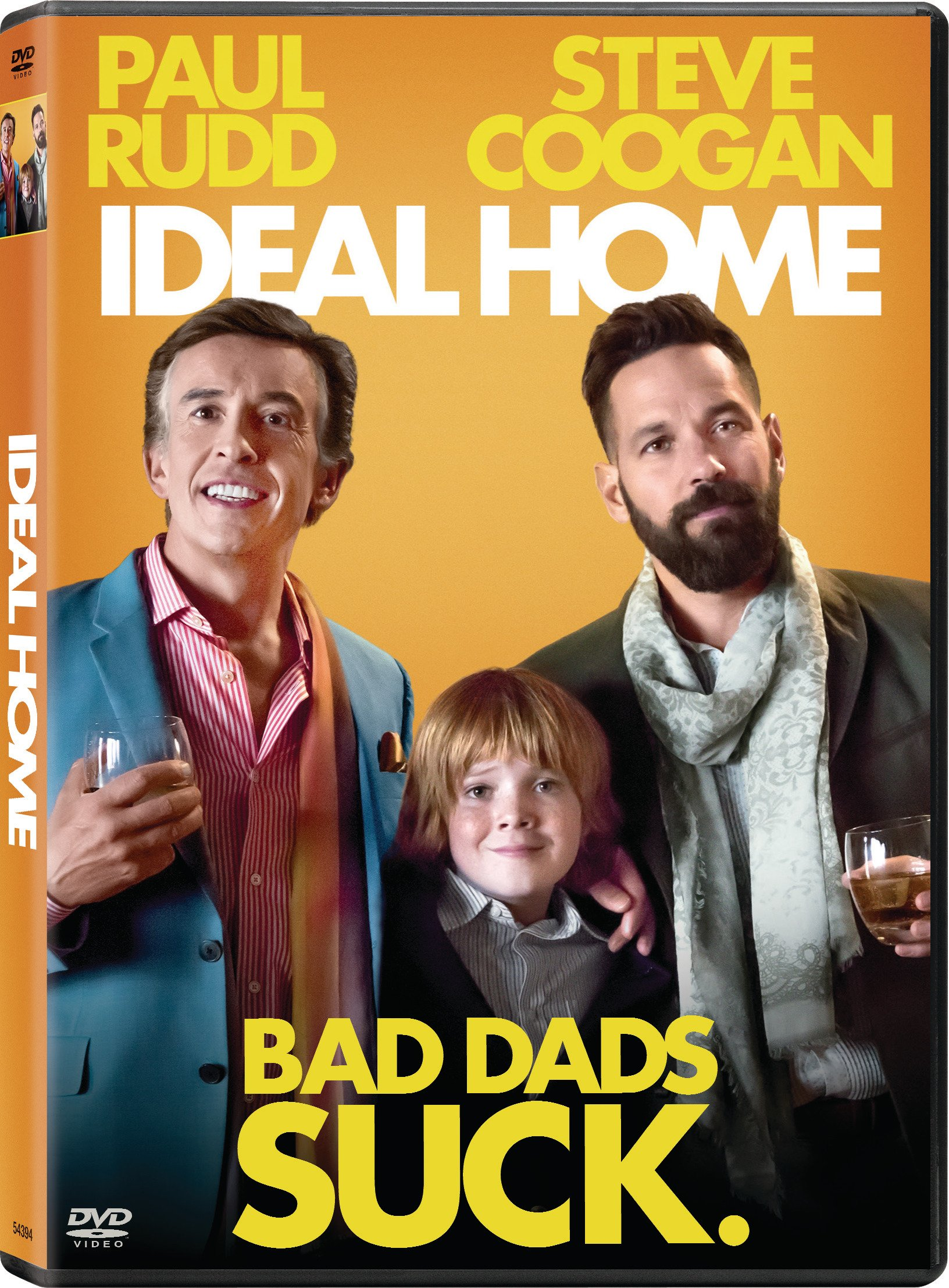 DVD : Ideal Home (AC-3, Subtitled, Widescreen, Dolby)