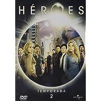 Heroes: TV Serie Temporada 2(Heroes: Series 2 Set)