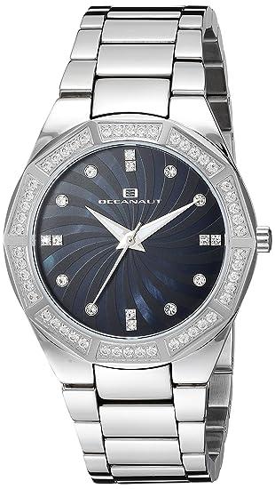 Oceanaut OC0254 - Reloj analógico de Cuarzo con Correa de Acero Inoxidable para Mujer