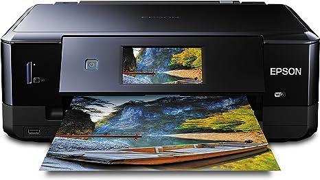 Epson Expression Photo XP-760 - Impresora multifunción de Tinta ...