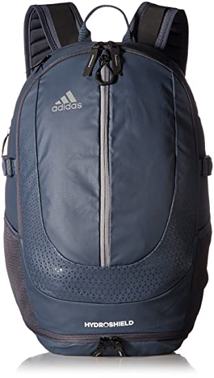 22ae6c6f8 adidas Primero II Backpack, One Size, Deepest Space/Grey/Reflective Silver