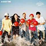 【Amazon.co.jp限定】A GOOD TIME(CD+DVD)(初回限定盤)(never young beachオリジナルステッカー Amazon ver. 付)