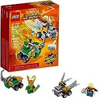 LEGO Juego de Construcción Marvel Super Heroes Mighty Micros, Thor Vs. Loki (76091)
