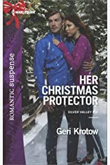 Her Christmas Protector (Silver Valley P.D. Book 1) Kindle Edition