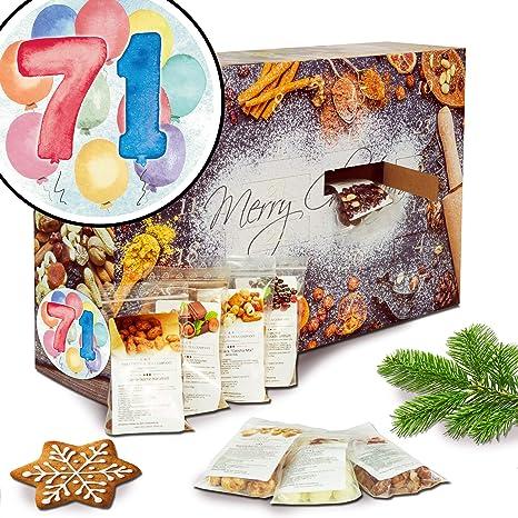 Geschenkideen Für Weihnachtskalender.Geschenke Zum 71 Weihnachtskalender Knusper Adventskalender