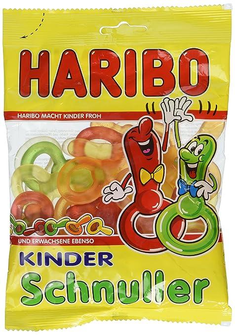 Haribo Kinder Schnuller, Ositos de Goma, Gominolas, Gomitas ...
