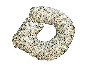One Z Plus Nursing Pillow - Plus Size Nursing Pillow (Waterproof Owls)