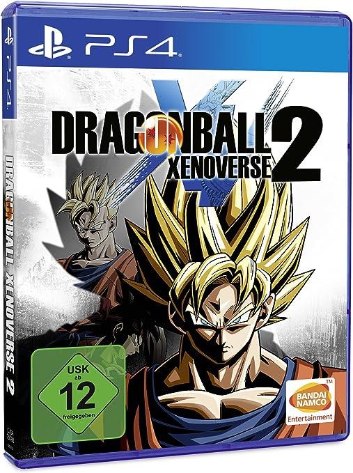 Dragon Ball Xenoverse 2 [Importación Alemana]: Amazon.es: Videojuegos
