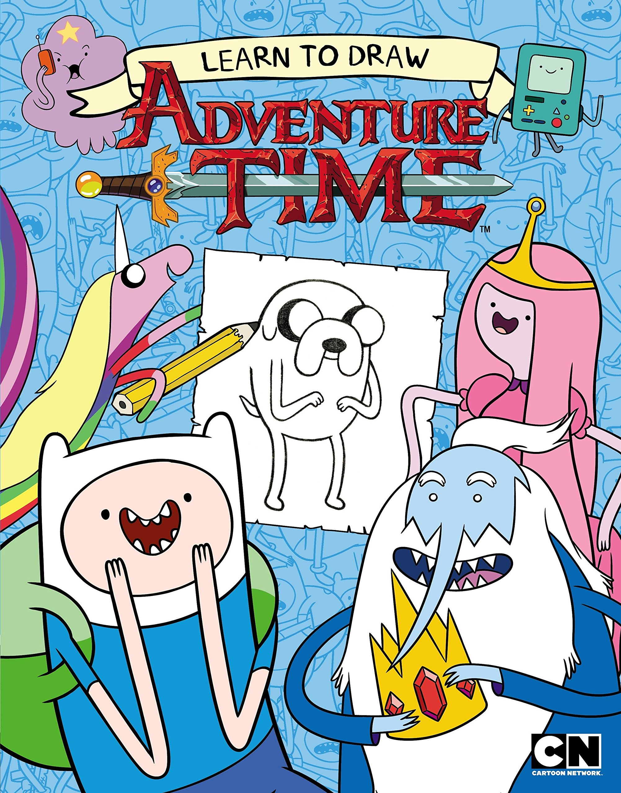 Read Online Learn to Draw Adventure Time pdf epub