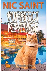 Purrfect Revenge (The Mysteries of Max Book 3) Kindle Edition