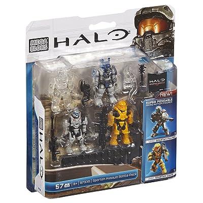 Mega Bloks Halo Spartan Assault Battle Pack: Toys & Games