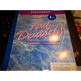 Auf Deutsch!: Teacher's Edition Workbook Level 1-Eins