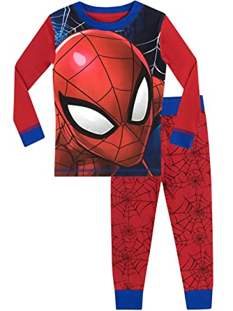 Spider-Man Boys Spiderman Pajamas Size 5