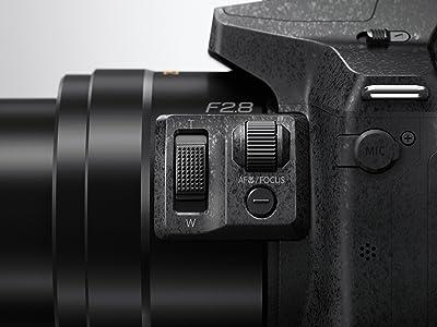 Panasonic LUMIX DMC-FZ300K 12.1 Megapixel