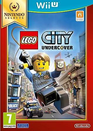 Lego City Undercover Nintendo Wii U Amazon Es Videojuegos