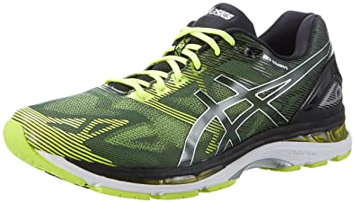 ASICS Gel-Nimbus 19, Chaussures de Running Homme, Multicolore (Black Safety 4e212e454ce5