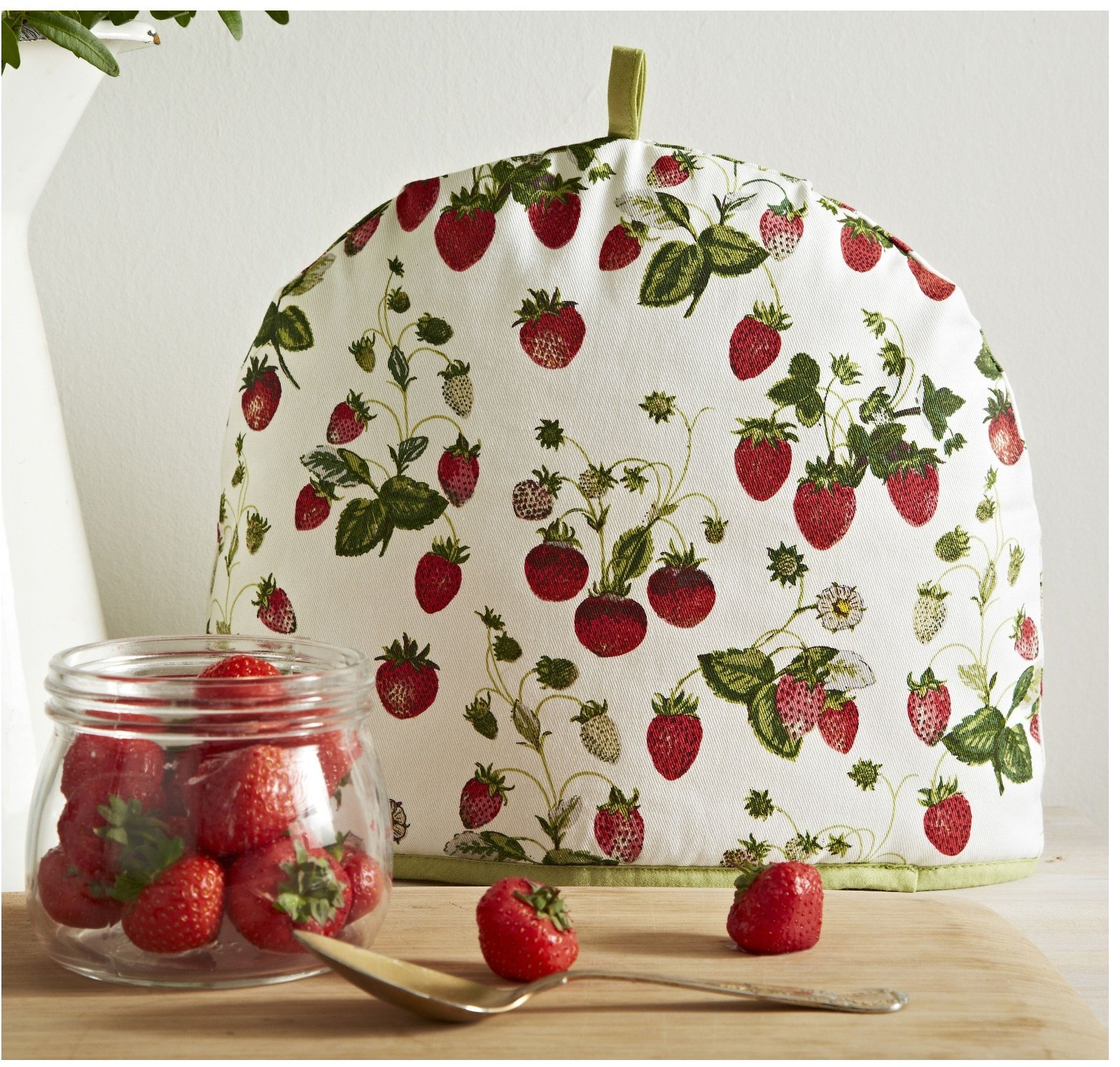 Ulster Weavers RHS Strawberry Tea Cosy by Ulster Weavers (Image #2)