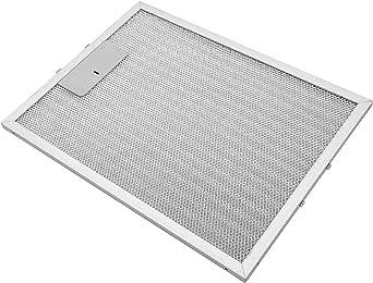 vhbw Filtro permanente metálico para grasa 32,8 x 24,7 x 0,9 cm adecuado para turboair C991IS-HI/A 60x90 IX T5102665000 campana extractora metal: Amazon.es: Grandes electrodomésticos