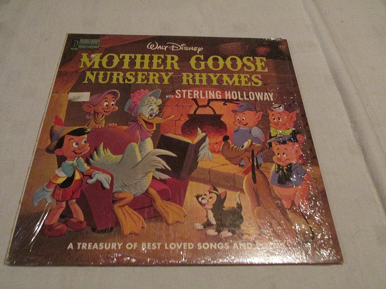 Walt Disney, Sterling Holloway - Mother Goose Nursery Rhymes ...
