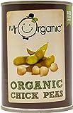 Mr Organic Chick Peas 400g