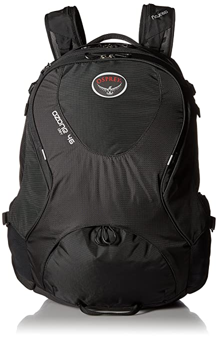 Amazon.com   Osprey Ozone 46 L Travel Pack, Black   Sports   Outdoors 3ff6020fdce