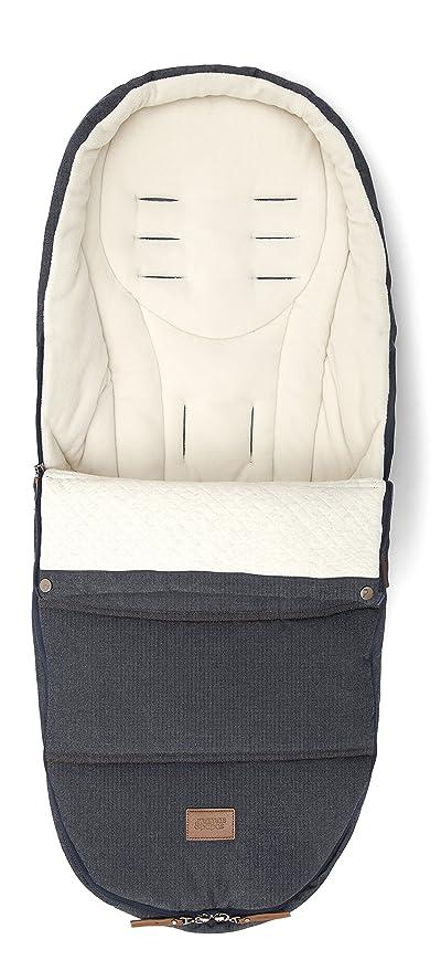 Mamas & Papas frío Plus carrito de bebé/cochecito saco, color azul denim