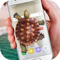 Turtle Walks in Phone joke