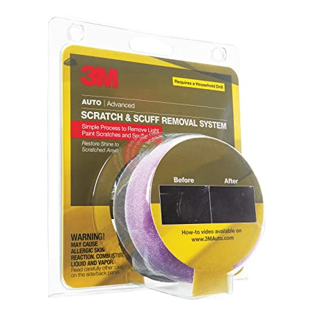 3M Scratch and scuff Removal System