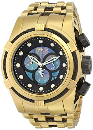43377c87801 Image Unavailable. Image not available for. Color  Invicta 12741 Reserve  Bolt ...