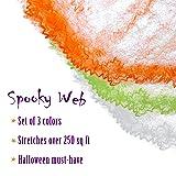 Halloween Haunters Super Stretch Spider Web