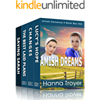 AMISH DREAMS: Amish Romance 4 Book Box Set
