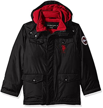 88e8c436c Amazon.com  U.S. Polo Assn. Big Boys  Outerwear Jacket (More Styles ...