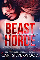 BEAST HORDE TRILOGY BOXSET: Scifi Warrior Dystopian Romance Kindle Edition