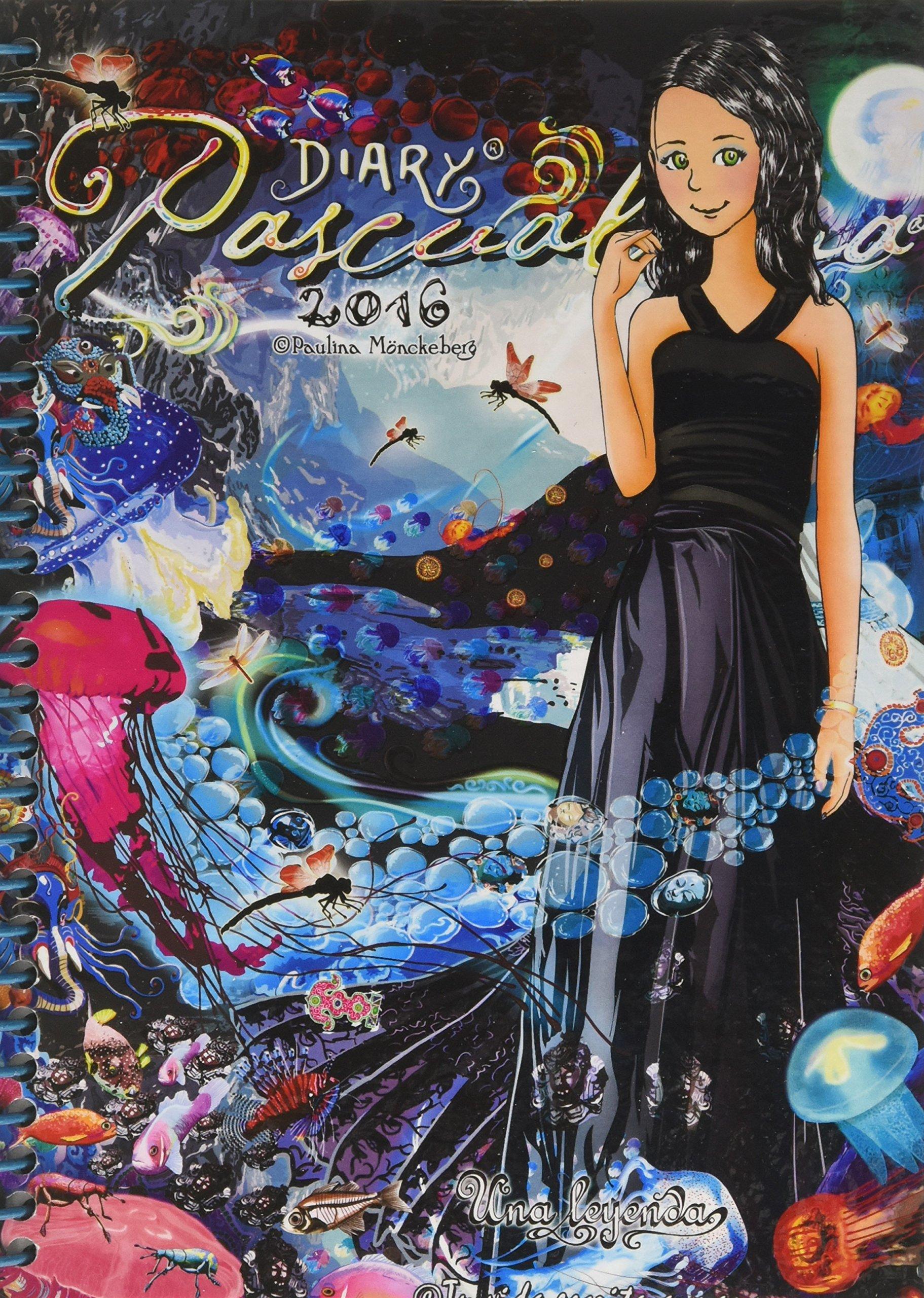 Pascualina 2016 - Blue: Paulina Monckeberg, The Pinkfire ...