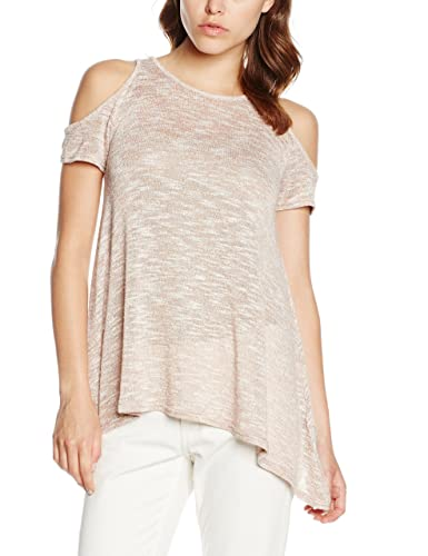 New Look Hanky Cold Shoulder, Top Donna