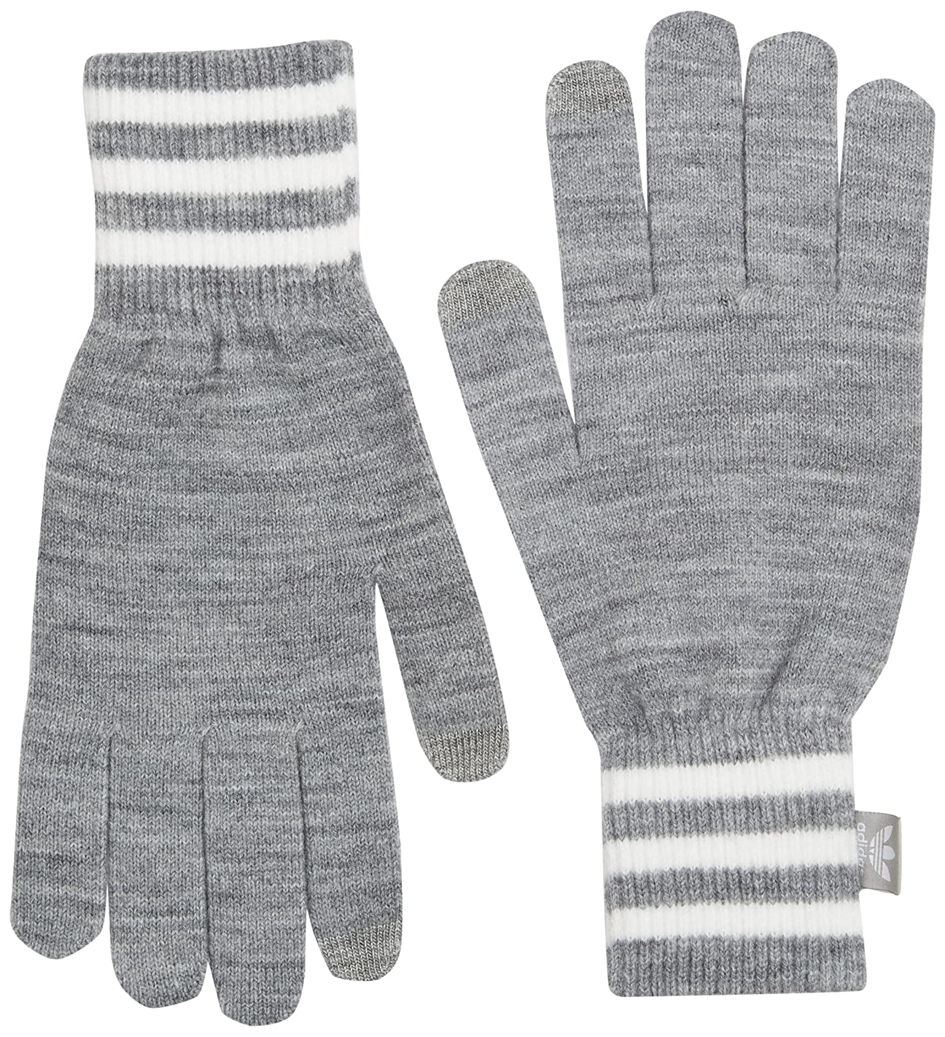 Adidas Écran Tactile Gants Small Gris Blanc  Amazon.fr  Sports et Loisirs e480b6d8cd4